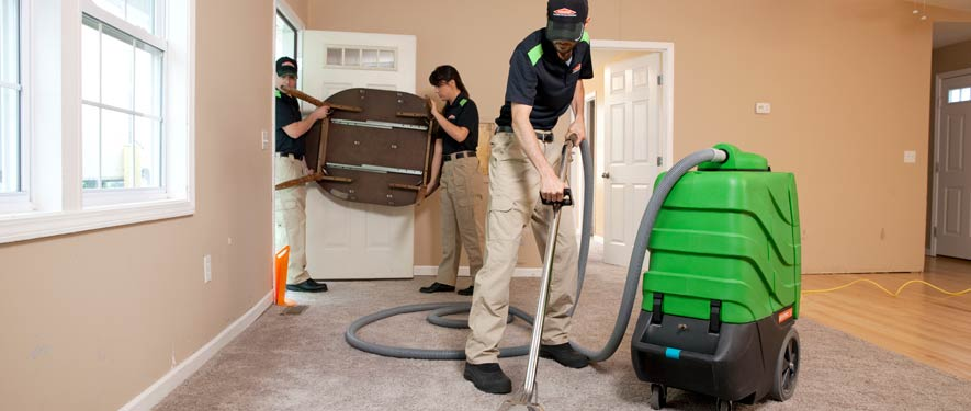 Rocky Mount, NC residential restoration cleaning